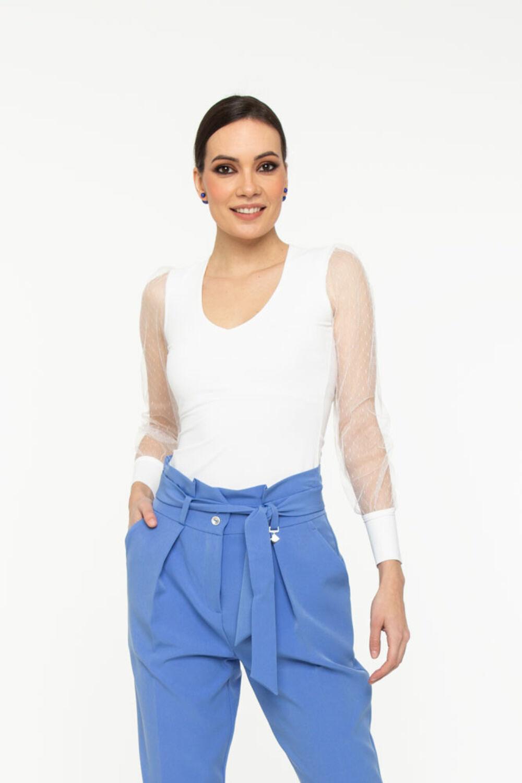 Tina póló - fehér