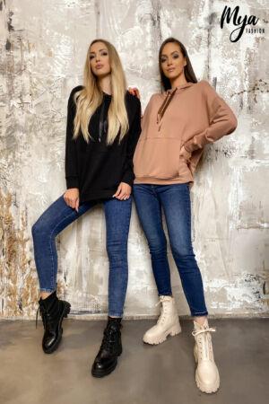 Vienna pulóver - fekete